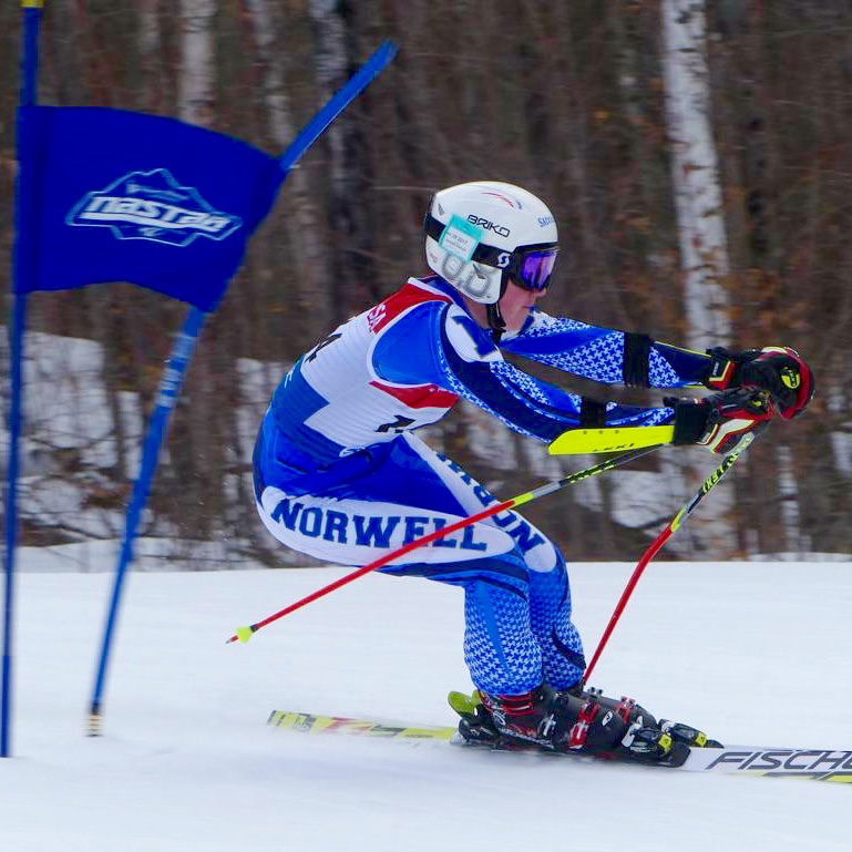 Ski Team Icon